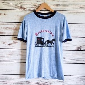 Vintage Pennsylvania Dutch Country T-Shirt Large